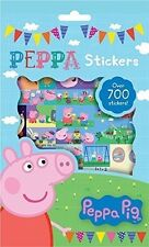 Over 700 Peppa Pig Stickers George Pig Mummy & Daddy Pig  ANKP