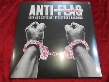 Live Acoustic at 11th Street [Vinyl LP] Anti-Flag - Neu!