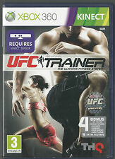 Xbox 360 UFC Personal Trainer: The Ultimate Fitness System KINECT