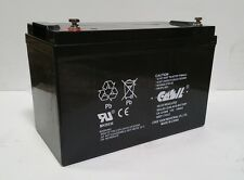 12V 100ah SLA AGM Deep Cycle AGM battery Group 27 solar, RV, Charger, Off Grid