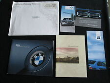 2005 BMW Brochure Set M5 745i 760Li 645Ci 525i 530i 545i M3 330i 325i Catalog