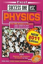 Excel Success One HSC Physics: 2011 by Pascal Press (Paperback, 2011)