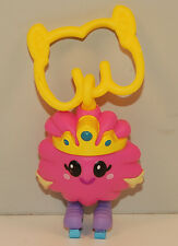 """2012 Gracie Mystery Moshling 2.5"""" Moshi Monsters Clip-On McDonalds #8 Figure"""