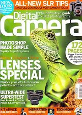 Digital Camera magazine with Sony NEX-5 + ultra wideangle lenses tested Aug 2010