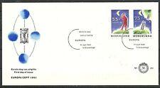 CEPT 1991/ Spanien MiNr 1409/10 FDC