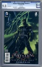 Batman: Arkham Knight: Genesis #1  Jim Lee Variant Cover  1st Print CGC 9.8