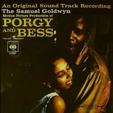 """12"""" Soundtrack Recording Porgy And Bess (George Gershwin) CBS S 70007"""