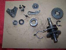 76 yamaha yz 100 125 misc transmission parts