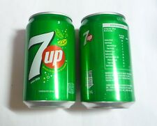 7UP Soda can PHILIPPINES 330ml  2016 Green PH Pepsi 7 Up Asia Collect