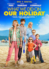 What We Did on Our Holiday (DVD 2015) Billy Connolly David Tennant Rosamund Pike