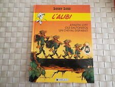 LUCKY LUKE L'ALIBI EDITIONS DARGAUD ANNEE 1987