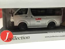 TOYOTA HIACE Van 2008 Japan Services J COLLECTION 1:43 DIECAST-CAR-MODEL-JCL218