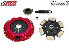 ACS PRO CLUTCH KIT STAGE 3 SET FOR 2003-2007 MAZDA 6 2.3L ISEDAN IHATCHBACK