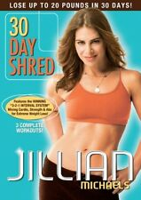 Jillian Michaels, 30 Day Shred, 2008 DVD, New, Free Shipping