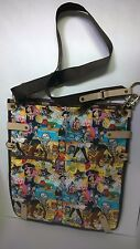 GUC Tokidoki x Lesportsac Pirata Ciao Ciao Large Crossbody Bag - NO Qee