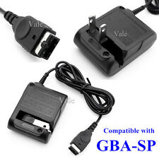Home Wall Travel AC Charger Supply Power Cord Adapter for Nintendo DS NDS GBA SP