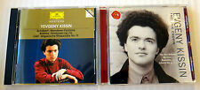 Yevgeny Kissin ~ 2 Classical Piano CD Lot ~ Evgeny  Chopin Schubert Brahms Liszt