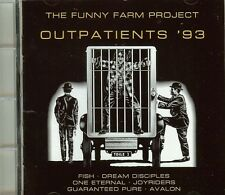 The Outpatients Funny Farm Project  '93 - CD - NEW - SEALED