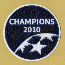 UEFA Champions League Winner 2009-2010 Inter Milan Sleeve Soccer Patch / Badge