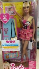 Barbie Loves Paul Frank Doll Mattel W9578 Target Exclusive 2011 New in Box