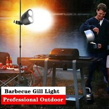 outdoor camping Barbecue Grill Lights with 10 Super Bright LED -Handle Mount BBQ