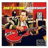 CD CHET ATKINS WORKSHOP LAMBETH WALK TAMMY LULLABY OF BIRDLAND BONITA MARIE ETC