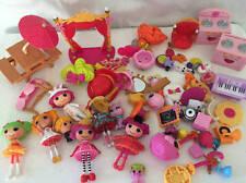 LALALOOPSY Mini Dolls Furniture Accessories Lot