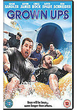 Grown Ups (DVD, 2011) New And Sealed