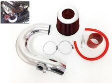 RED For 2000-2005 Toyota Celica GT 1.8L L4 Air Intake System Kit + Filter