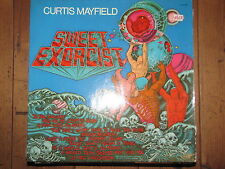 """LP - CURTIS MAYFIELD - SWEET EXORCIST """"TOPZUSTAND!"""""""