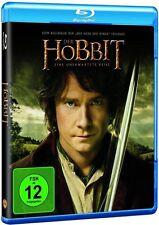 wie NEU - DER HOBBIT - Eine unerwartete Reise ( Herr der Ringe ) 2 Blu Rays