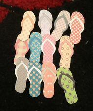 Flip Flop Bbq Birthday Party Table Confetti Decorations