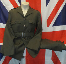 "ROYAL MARINES MANS NO5 LOVAT DRESS UNIFORM - Chest: 34"" , British Military RM"