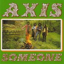 "AXIS  (Greece Prog from 1971):  ""Someone / Ela Ela""   (CD)"