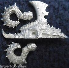 1998 EPIC Tyranid malefactor 3 GAMES WORKSHOP WARHAMMER 6mm attacco Spawn 40K GW