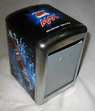 Pepsi Cola Napkins Metal Holder Dispenser - PEPSI COLA NAPKINS HOLDER TIN BOX NR