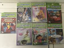 Leapfrog Leapster 1 & 2 Learning Games Set of 7 Games (Brand New) Set A