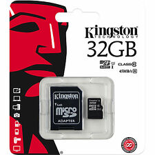Kingston Micro SD MicroSDHC Class 10 UHS-I SDC10G2/32GB 32GB 32G Memory Card