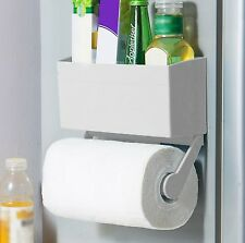 My Refrigerator Rack Magnetic Paper Towel Holder Fit Regular Roll and Kitchen...