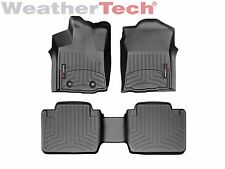 WeatherTech Floor Mats FloorLiner for Toyota Tacoma Access Cab - 2016 - Black