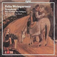 Weingartner: Symphony 2 Super Audio CD (CD, CPO) SO Basel, Letonja SACD