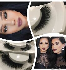 New! Lilly The Twin Lash Dupe Real Mink Lashes Reusable High Quilty