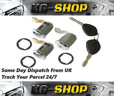 Barrel Lock Set, DOOR LOCK SET PER PEUGEOT PARTNER, XSARA, CITROEN Berluti