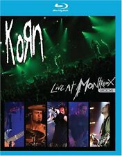 Korn: Live at Montreux [Blu-ray] SEALED