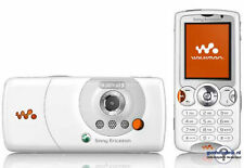 Sony Ericsson Walkman W810i - IN Pearl white and silver factory unlocked on gsm.