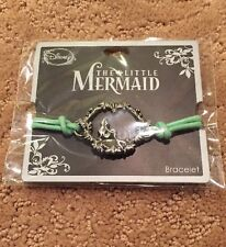 Disney Ariel Little Mermaid Part Of Your World Cord Bracelet Gift New With Tags!