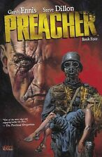 PREACHER VOL 4 TPB VERTIGO GARTH ENNIS BOOK FOUR
