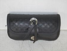 Harley Davidson Heritage Springer FLSTS - Basket Weave Windshield Bag Black