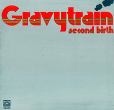 gravy train - second birth  + 4 bonus   ( UK  1973  )  -  CD