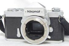 Nikon Nikomat FTN 35mm SLR Film Camera Body Only SN4395876 from Japan